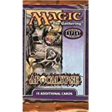 Magic: The Gathering 1 (One) Pack of Magic the Gathering MTG Apocalypse Booster Pack (15 Cards)