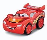 Disney V7611 Cars 2 LIGHTNING MCQUEEN Talking Torch Light