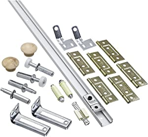 National Hardware 391d 60 Quot Folding Door Hardware Set In