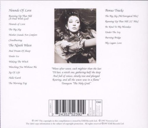 Kate Bush Album: «Hounds of Love»