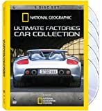 Ultimate Factories Car Collection [Import]