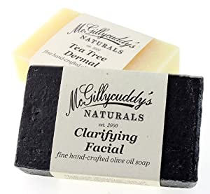 Olive Oil Soap 4 Bars 4.5 Oz Each