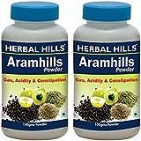 Herbal Hills Aramhills Powder 100gm, Pack Of 2