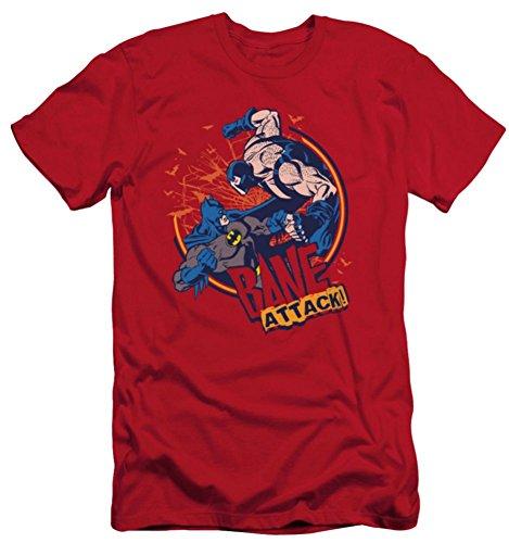 Batman Bane Attack Slim Fit T-Shirt