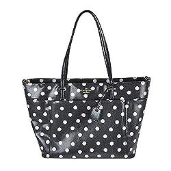 Kate Spade Cedar Street Dot Francis Baby Bag PXRU5125 Black Decob