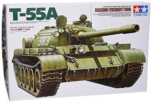 Tamiya-300035257-135-Russiche-Military-Kampfpanzer-T-55-A-1