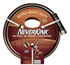 NeverKink 8642-75 Series 3000 Extra Heavy Duty Garden Hose, 5/8-Inch by 75-Feet