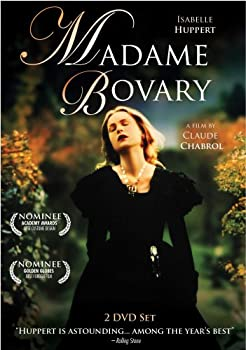 "Cover of ""Madame Bovary"""