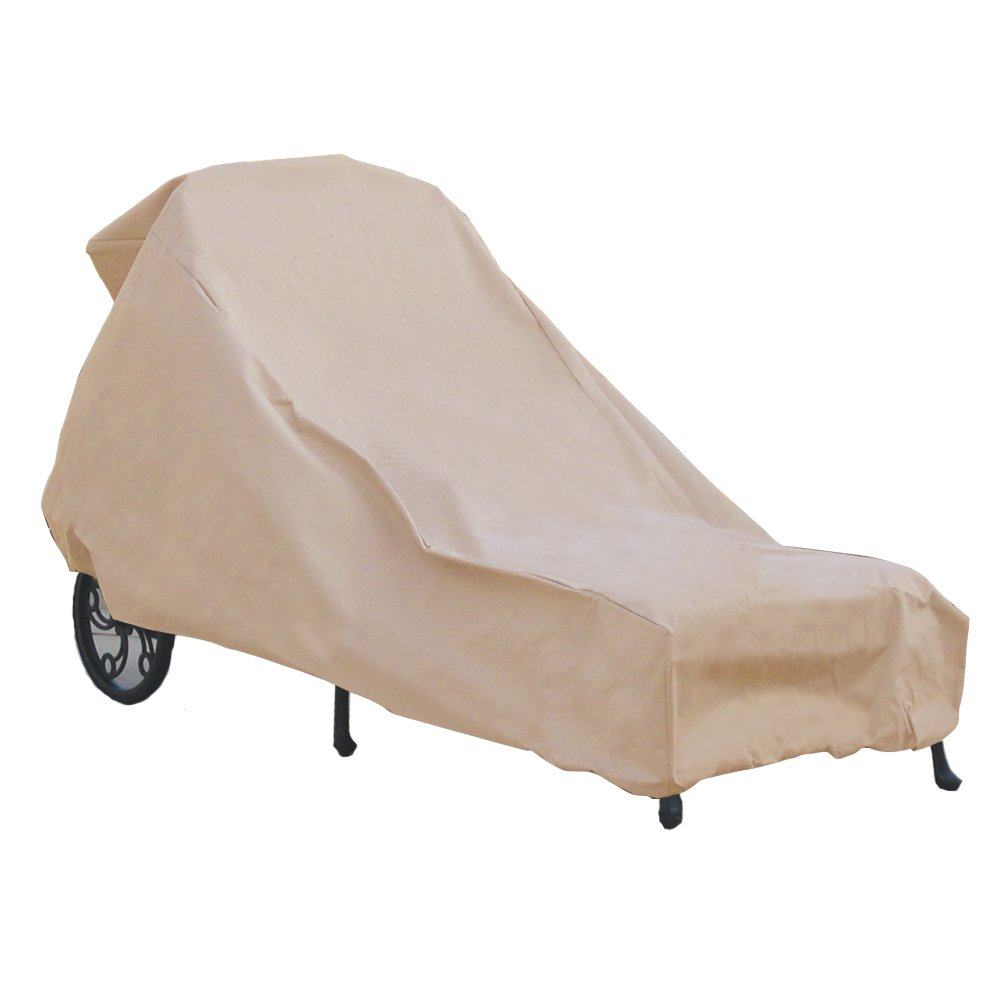 Hearth & Garden SF40236 Patio Chaise Lounge Cover