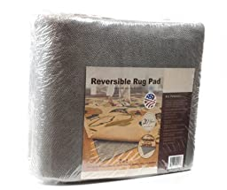 Deluxe All-Surface Non-skid Area Rug Pad for 2-Feet x 12-Feet Rug