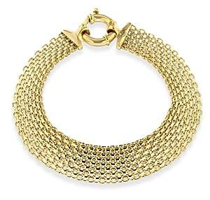 Bracelet - Femme - Or jaune (9 carats) 7.8 Gr