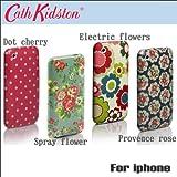 2010-2011年キャスキッドソン(Cath Kidston)iPhone用ケース/アイフォンケースiPhone3G/3GS対応