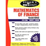 Schaum's Outline of  Mathematics of Finance (Schaum's Outline Series)by Petr Zima