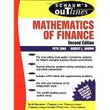 Schaum's Outline of  Mathematics of Finance (Schaum's Outline Series)by Petr Zima