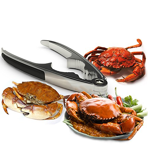 how to eat crab legs without utensils