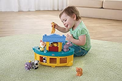 Fisher-Price Little People Noah's Ark from Fisher-Price