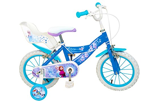 12 zoll kinderfahrrad die eisk nigin frozen m dchen 3 4 5. Black Bedroom Furniture Sets. Home Design Ideas