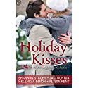 Holiday Kisses Audiobook by Alison Kent, Jaci Burton, HelenKay Dimon, Shannon Stacey Narrated by Therese Plummer, Oliver Wyman, MacLeod Andrews, Gayle Hendrix