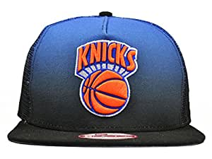 Amazon.com : New York Knicks GRADE TO VISOR SNAPBACK 9Fifty A-Frame