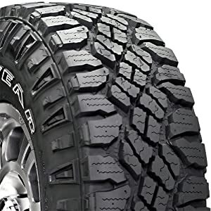 Goodyear Wrangler DuraTrac Radial Tire - 315/75R16 127Q