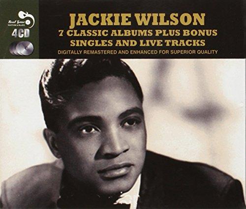 Jackie Wilson - 7 Classic Albums - Jackie Wilson - Zortam Music