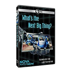 PBS Nova Science Now What's the Next Big Thing? DVD