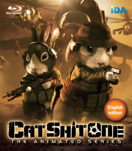 Cat Shit One - THE ANIMATED SERIES (Episode 1) - Blu-ray English Edition