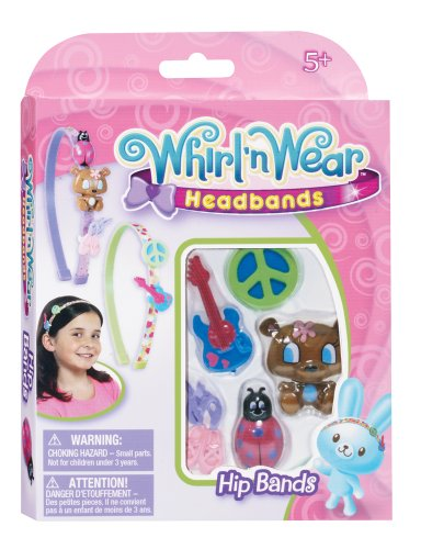 Whirl 'n Wear Hip Bands - 1