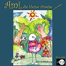 Ami, die kleine Ameise Hörbuch von Akim Elliot Pinter Gesprochen von: Akim Elliot Pinter