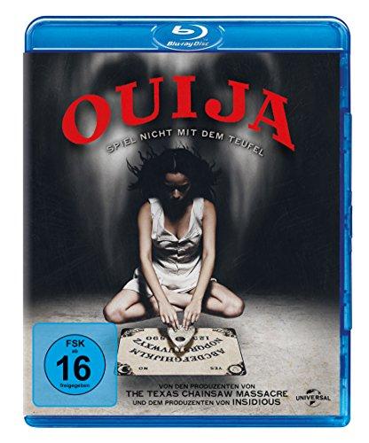 Ouija - Spiel nicht mit dem Teufel  (inkl. Digital HD Ultraviolet) [Blu-ray]