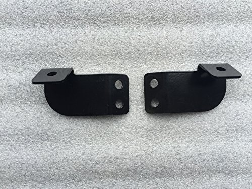 P/N 13101 Polaris General Pillar Mount Light Bracket Set (Polaris Windshield Bracket compare prices)