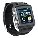 Eforfashion 2014 Android Smartwatch Unlock Cell Phone 1GHZ Bluetooth 4.0 GPS Wifi 5.0 Camera