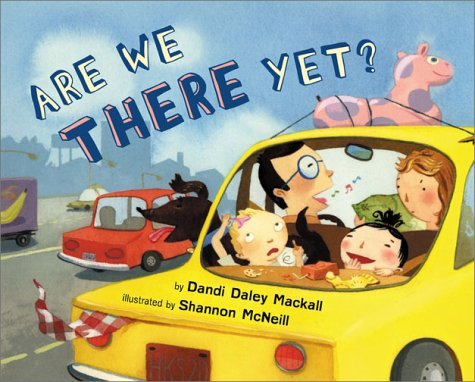 """Cover of """"Are We There Yet?"""""""