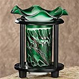 StealStreet SS-A-59656 Electric Oil Burner Collectible Incense Burner, Aromatherapy Decoration