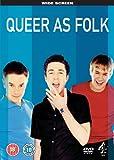 Queer As Folk: Series 1 [DVD] [Reino Unido]