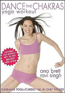 Amazon.com: Dance the Chakras Yoga Workout - Ana Brett
