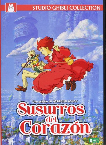 Susurros Del Corazón [DVD]