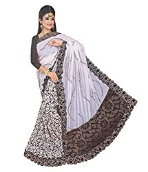 SRP Fashion Selection Women's Chiffon saree (SRP-AK-102)