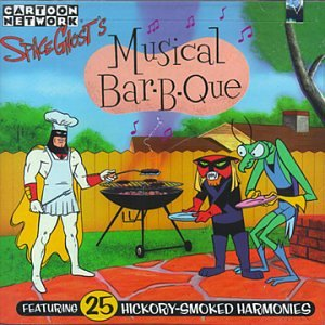 Space Ghost's Musical Bar-B-Que: Featuring 25 Hickory-Smoked Harmonies