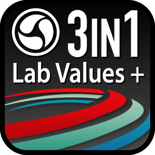 Lab Values+ Medical Reference