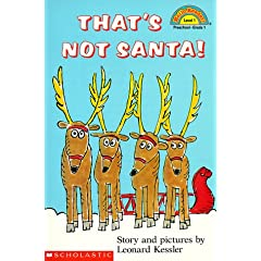 That's Not Santa (Hello Reader (Level 1))