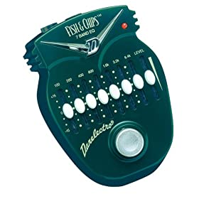 Danelectro DJ-14C Fish &#038; Chips 7 Band EQ Mini Effects Pedal