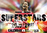Fussball / Football Superstars 2010 / 2011 Calendar / Kalender