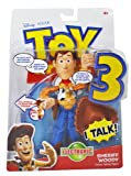 Disney Pixar Toy Story 3 Movie Series 8 Inch Tall Electronic Deluxe Talking F... by Mattel