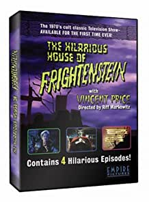 The Hilarious House of Frightenstein [Import]
