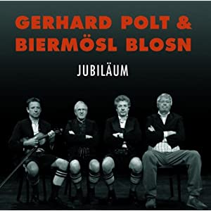 Jubiläum, Audio-CD Gerhard polt