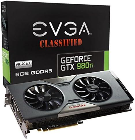 GeForce GTX 980 Ti 6GB Graphics Card