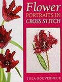 Flower Portraits in Cross Stitch