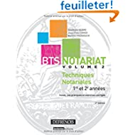 BTS Notariat Techniques notariales vol. 2