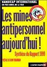 Les Mines antipersonnel aujourd'hui par international